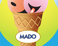 Mado ice cream Advertising Listing - Mado Dondurma