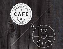 M2 Cafe logo