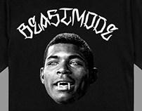 Yasiel Puig Beastmode shirt design