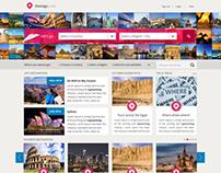 Tour Site Design