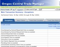 Omgeo Central Trade Manager