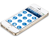 NBC Winter Olympics 2014 Mobile Website Designs