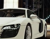 Audi R8 Nightshoot