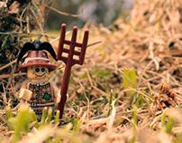 LEGO un Mundo en Miniatura