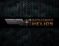Battlegroup Helios Logo