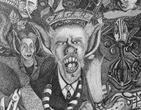 The Bad, The Liars, Fabulists & Prevaricators