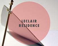 Leclair Residence