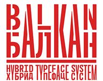 Balkan Type System