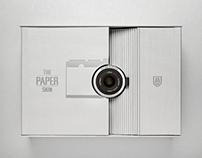The Paper Skin – Leica X2 Edition Fedrigoni