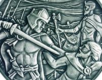 Royal Mint Arthurian Legend Masterpiece