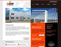Sipol Corporate website