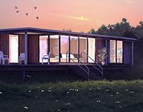 Dawn Cabin
