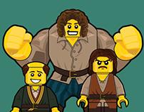 80's Lego the sequel