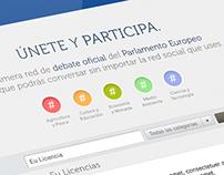Proyecto Parlamento Europeo.