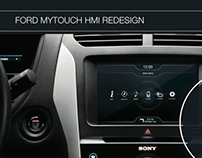 FORD HMI Redesign