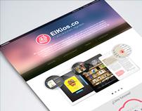ElKios.co - Web, Publicaciones Digitales