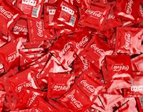 Coca Cola Effervescent