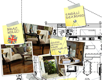 Mood Board for Residential