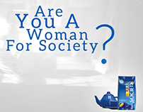 Woman For Society