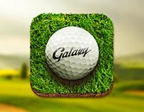 Galaxy iphone app