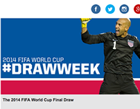 World Cup Draw Responsive Email