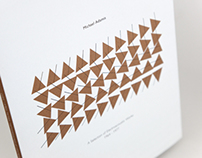 Michael Adamis / A Selection of Electroacoustic Works