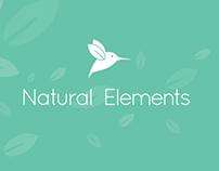 Natural Elements Branding