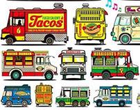 Alibi Food Truck Field Guide