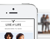AEO Live Your Life app
