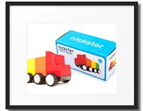 Kinster Toys + App