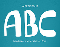 Donuts - A Free Font