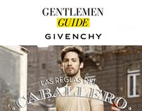Gentelman Guide, Givenchy