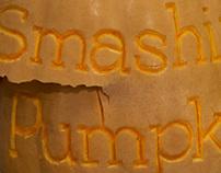 Smashing Pumpking Lettering