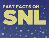 Infographic: Saturday Night Live
