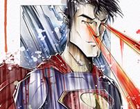 Man of Steel series