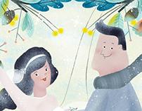 Winter Weddings   The Baltimore Sun (USA)