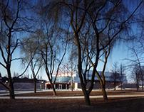 Mladost Swimming Pool, Zagreb, 1984-1987.