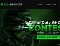Gaming Website