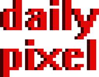 Pixels: Daily Pixel 1