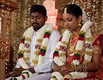 Wedding : Neeraja and Ramanan