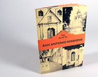 The Guide to San Antonio Missions Booklet