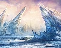 Fantasy & sci-fi sketches