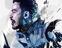 Linkin Park / Grunge in Motion