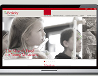 B Foundation Website