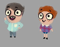 Characters 2013