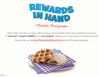 REWARDS IN HAND
