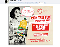PICK TREE TOP, PICK YOUR PRIZE