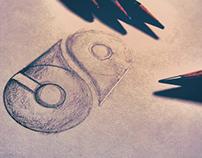Scribbles Logo design