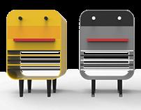 Yop Child modular furniture