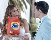 TV / Telenovela Campaign / Villa Blanca / Ace